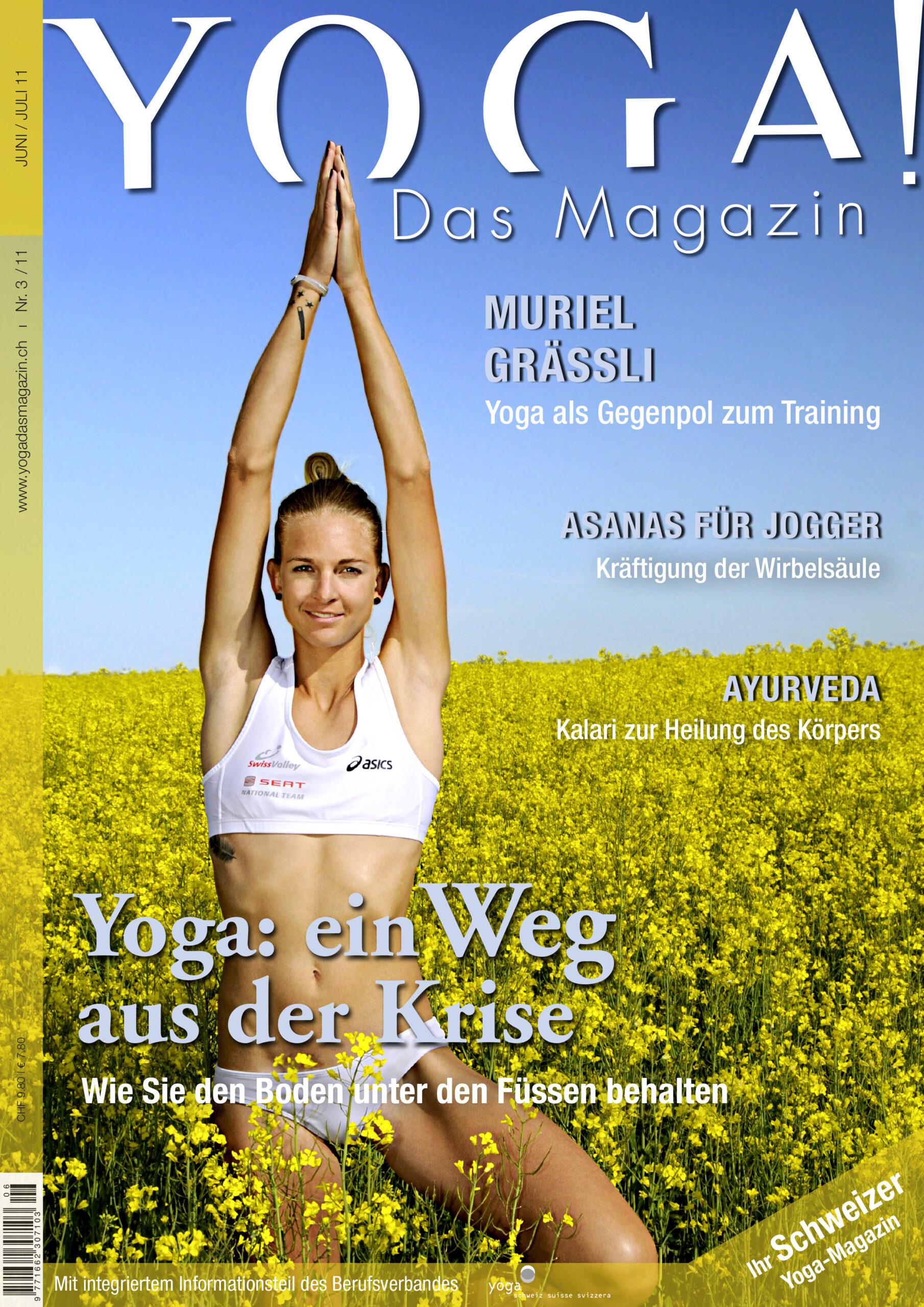 Yoga Das Magazin Pascal Corbat Photography